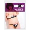 Лиф с открытой грудью и трусики DIVA 12-3027XOD