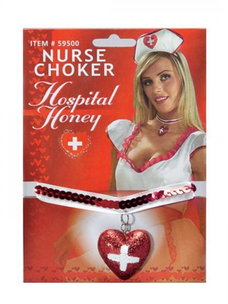 Кулон медсестры блест.