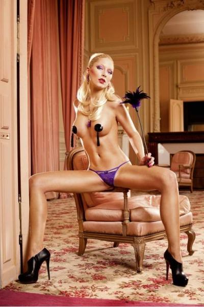 Barbie Трусики женские L, фиолетовый