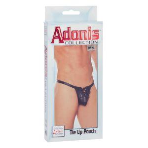 Мужские трусы-стринги Adonis Tie Up Pouch M/L